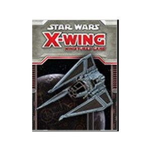 Edge Star Wars X-Wing : Tie Fantome