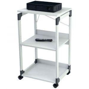 Durable 3701-10 - Table pour vidéoprojecteur / rétroprojecteur