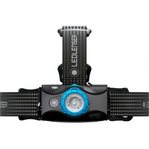 Led lenser MH7 Headlight, black/blue Lampes frontales