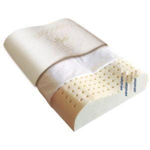 Biorelax Oreiller cervical en latex (40 x 60 cm)