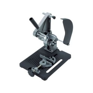 Wolfcraft 5019000 - Support de meuleuse d'angle Ø 115 et 125 mm