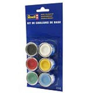 Revell 32342 - Couleurs de base 6 pots