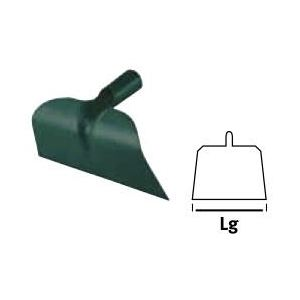 Leborgne 307300 - Râcle écurie 30 cm sans manche