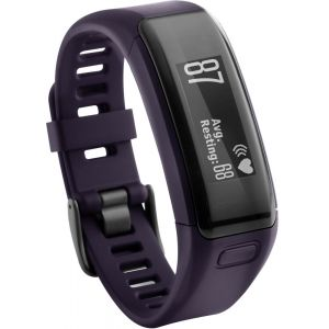 Garmin Vivosmart HR+ - Bracelet connecté (M)