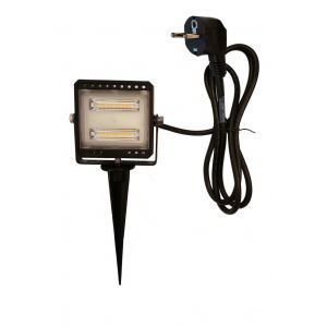 Luxform Projecteur LED Dundee 900 lm