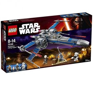 Lego 75149 - Star Wars : X-Wing Fighter de la résistance
