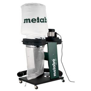 Metabo Aspirateur à sciures SPA 1200 dépression 1600 PA 65 L avec tuyau 100 mm