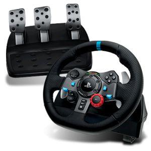 Logitech G29 Driving Force - Volant de course pour PS3 et PS4
