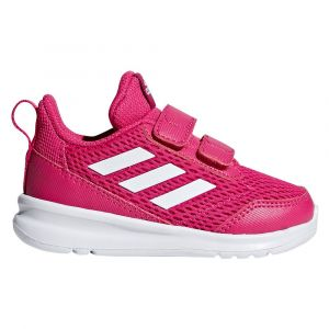Adidas Chaussures running Altarun Cloudfoam Infant - Real Magenta / Ftwr White - Taille EU 26