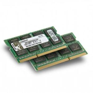 Kingston KVR13S9S8K2/8 - Barrettes mémoire ValueRAM 2 x 4 Go DDR3 1333 MHz 204 pins