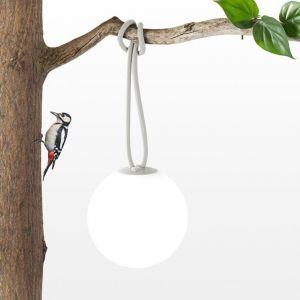 Fatboy BOLLEKE - Suspension LED rechargeable d'extérieur Perle Ø20cm - Luminaire d'extérieur designé par Nathalie Schelleskens