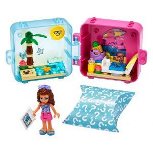 Lego Friends Le cube de jeu d'été d'Olivia - 41412, Jouets de construction