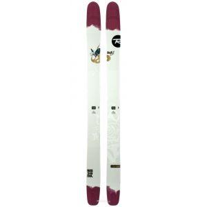 Rossignol Star 7 + fix Axium 120 B120 - Pack ski femme hiver 2015