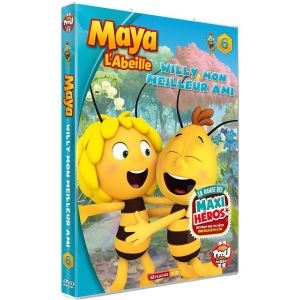 Maya l'Abeille - Volume 6 : Des amis pour la vie