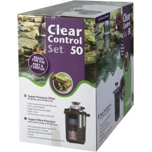 Image de Velda Filtre pression Set Clear Control 50 + Hs 6000