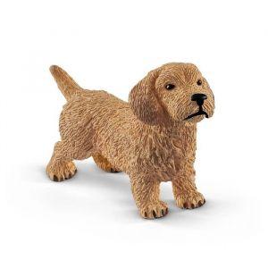 Schleich Figurine chien teckel 13891