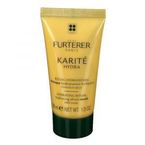 Furterer Karité Hydra Masque Hydratation Brillance 30 ml