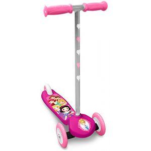 Stamp Trottinette 3 roues Steering Princesses Disney