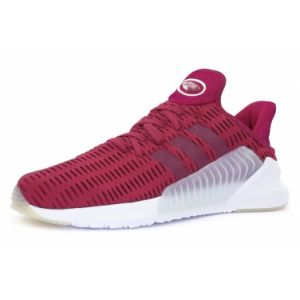 Adidas Chaussures BZ0247-3 rouge - Taille 40,42,46,39 1/3,40 2/3,41 1/3,42 2/3,43 1/3,44 2/3,40 1/3