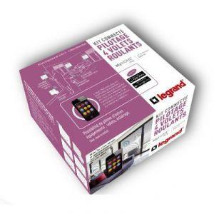 legrand domotique comparer 345 offres. Black Bedroom Furniture Sets. Home Design Ideas