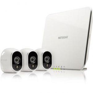 NetGear VMS3330 - Kit de surveillance Arlo sans fil 3 caméras