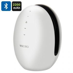 High-Tech Place Mocreo Echoes - Enceinte portable sans-fil Bluetooth V2.1 + EDR
