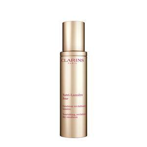 Clarins Nutri-Lumière Jour - Emulsion Revitalisante Lumière - Soin Anti-âge 60+ - 50 ml