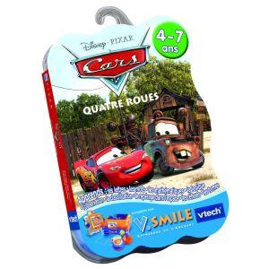 Vtech Jeu V.Smile : Cars Quatre Roues