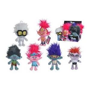 Hasbro Peluche Core & Pop Star Trolls