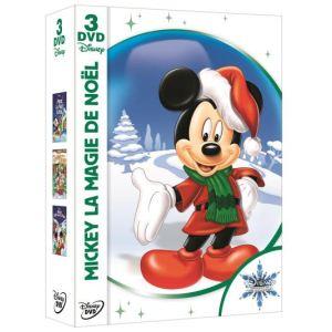 Coffret Mickey - La magie de Noël