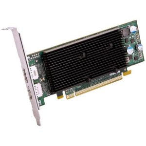 Matrox M9128-E1024LAF - Carte graphique M9128 Low Profile 1 Go DDR2 PCI-E