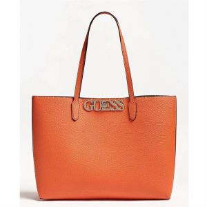Guess Cabas UPTOWN CHIC BARCELONA TOTE orange - Taille Unique