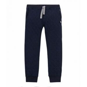 Petit Bateau Pantalon_4504502, Bleu (Smoking 02), Taille Fabricant: 8A 8 Ans Garçon