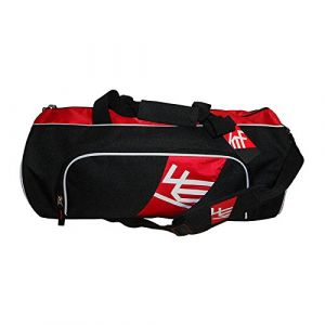 KRF Sport Bag - Black / Red - Taille One Size