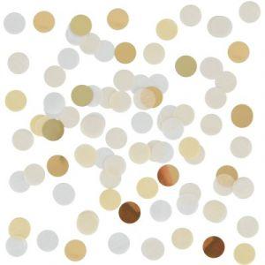 Sachet de 15g de confettis poudrés et dorés