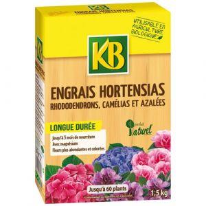KB Engrais biologique hortensias granules 1,5Kg