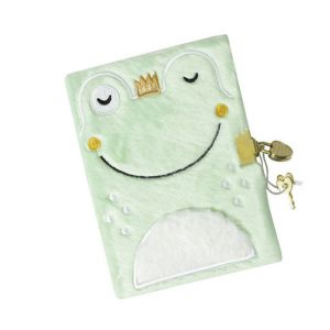 Avenue mandarine Journal intime Grenouille 17 x 12,5 cm