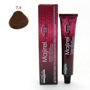 L'Oréal Majirel N°7.4 Blond Cuivré 50ml