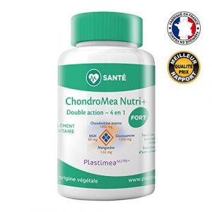 Plastimea nutri+ Chondromea Nutri + action 4 en 1 - 120 gélules