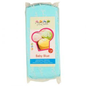 FunCakes Pâte à sucre - bleu ciel - 1kg