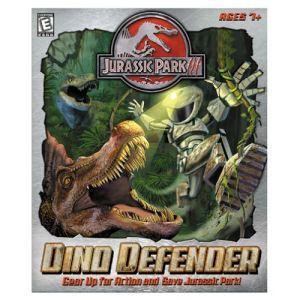 Jurassic Park III Dino Defender [MAC]