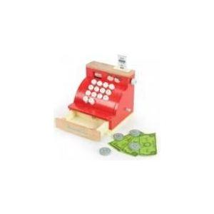 Le Toy Van Caisse enregistreuse en bois