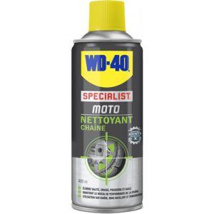 WD-40 Nettoyant chaîne moto 400 ml