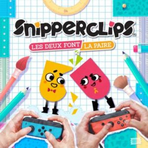Snipperclips Plus : Les deux font la paire ! [Switch]