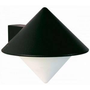 Albert Leuchten Applique d'extérieur moderne 199, noir