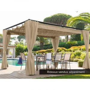 Image de Hesperide Tonnelle de jardin Palmeira 4x3m
