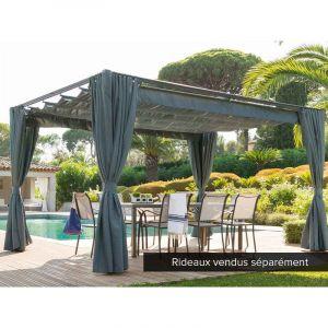 Hesperide Tonnelle de jardin Palmeira 4x3m