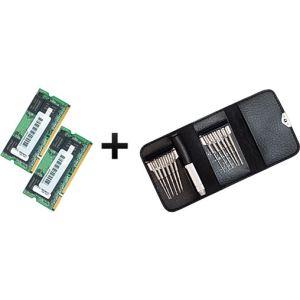 Macway SD2/2G667MT - Barrettes mémoire 2 x 2 Go DDR2 667 MHz SODIMM
