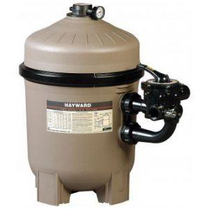 Hayward DE4820 - Filtre à diatomée Pro-Grid 22 m3/h