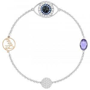 Swarovski Bracelet Remix 5365749 - Bracelet Remix Strandage Eye Femme